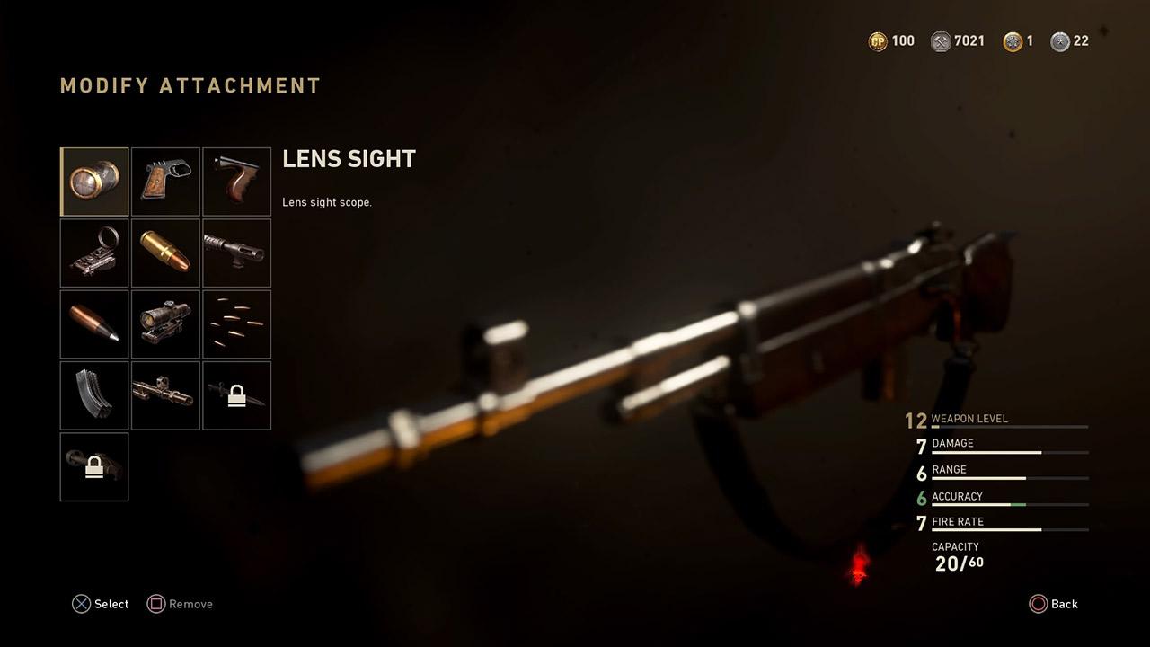 Lens Sight